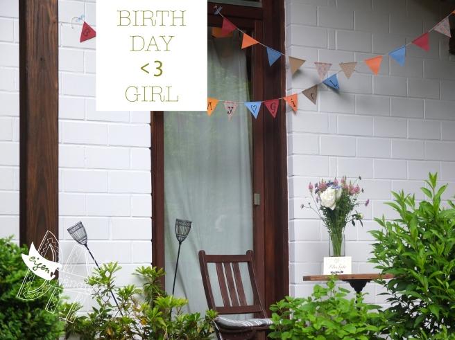 Geburtstagsgirlanden
